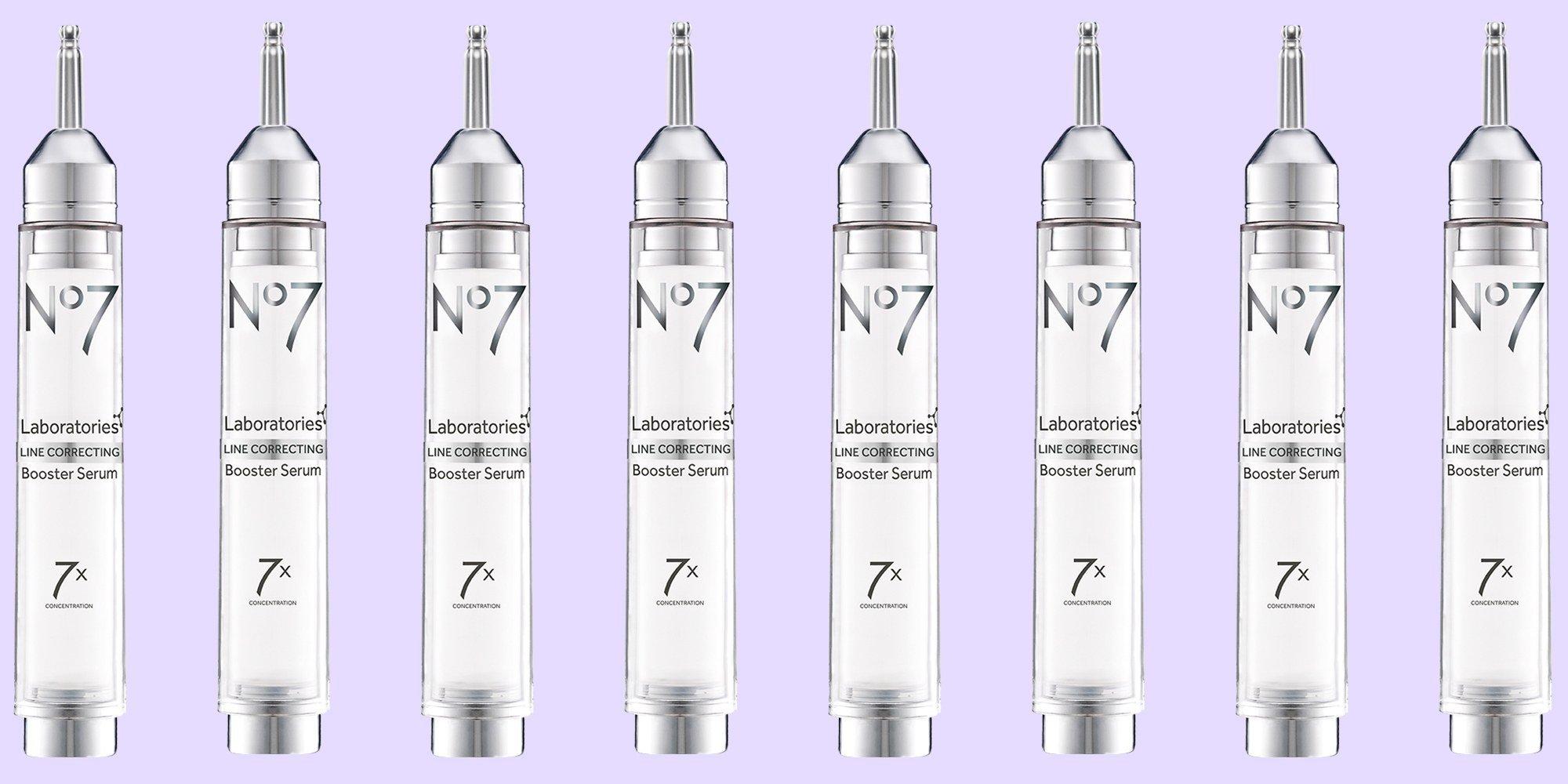 No7's Brand-New Serum Already Had a 17,000-Person Waitlist